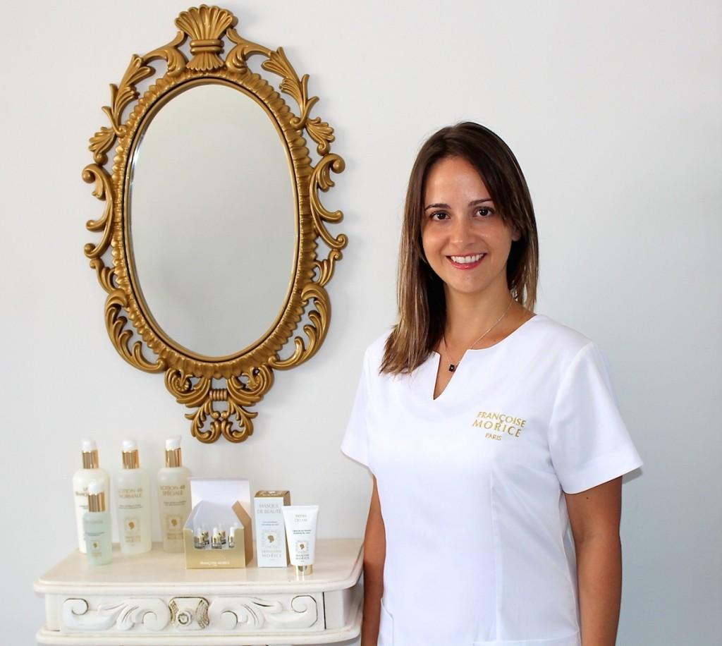 Bianca Bigeard, embaixadora no Brasil