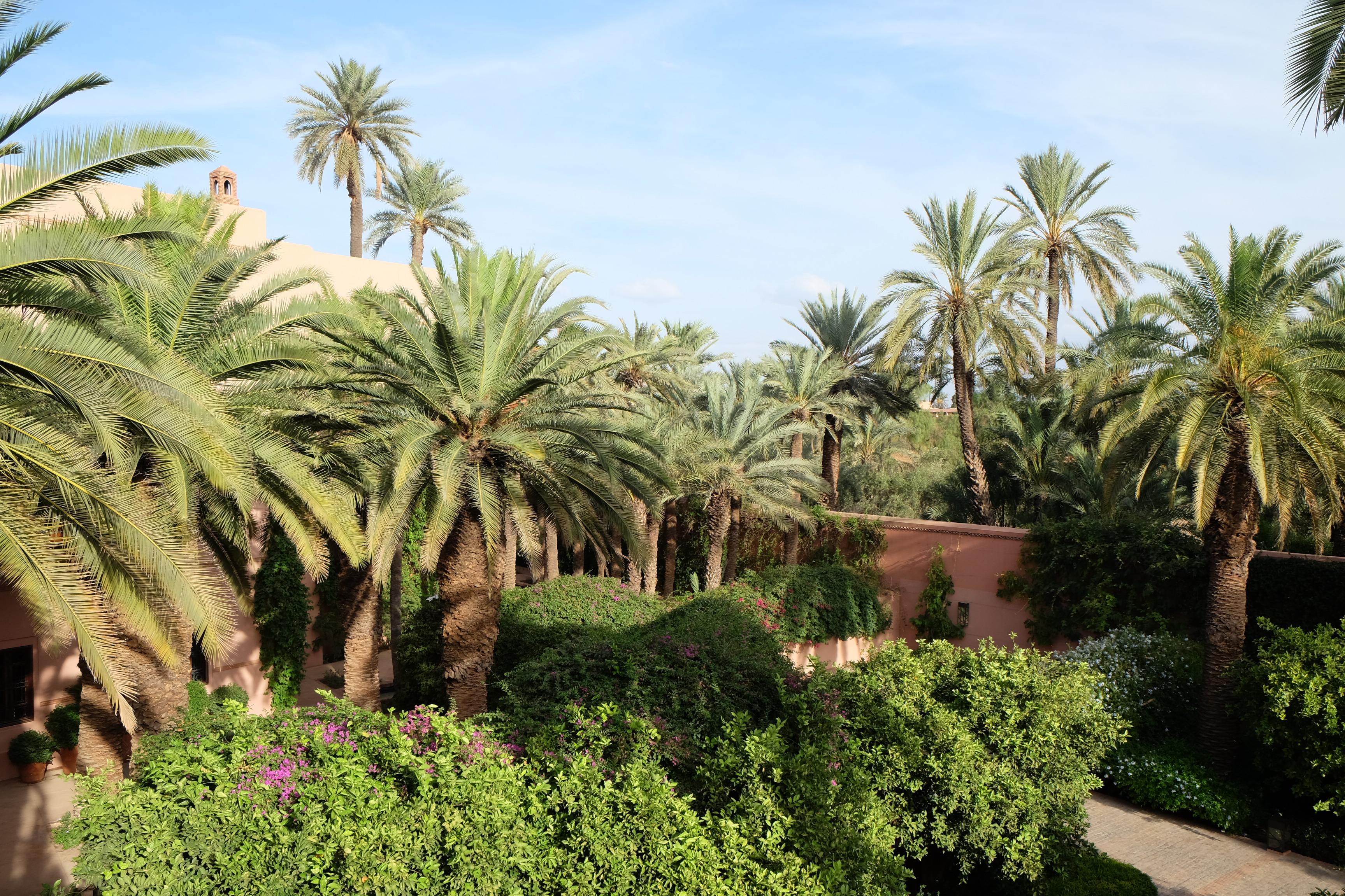 mon s jour au royal mansour marrakech un palace hors du commun avec hannah. Black Bedroom Furniture Sets. Home Design Ideas