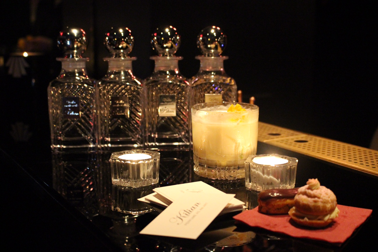 Vodka On The Rocks By Kilian - Avec Hannah